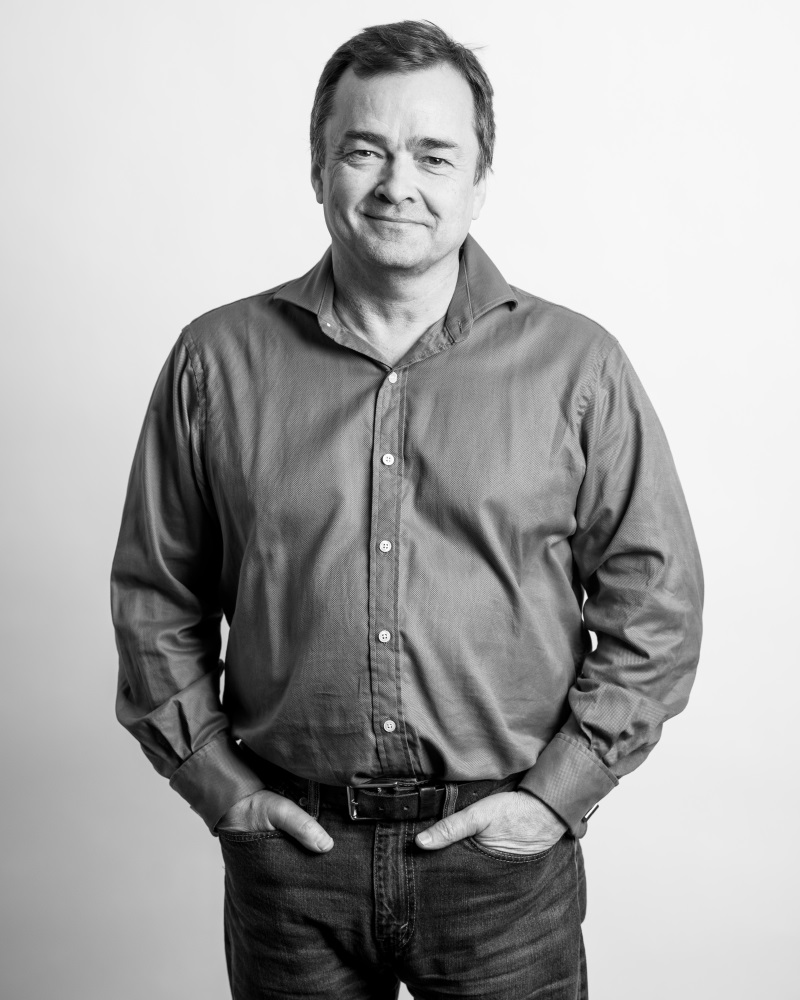 Warren Forward, Co-founder and CTO
