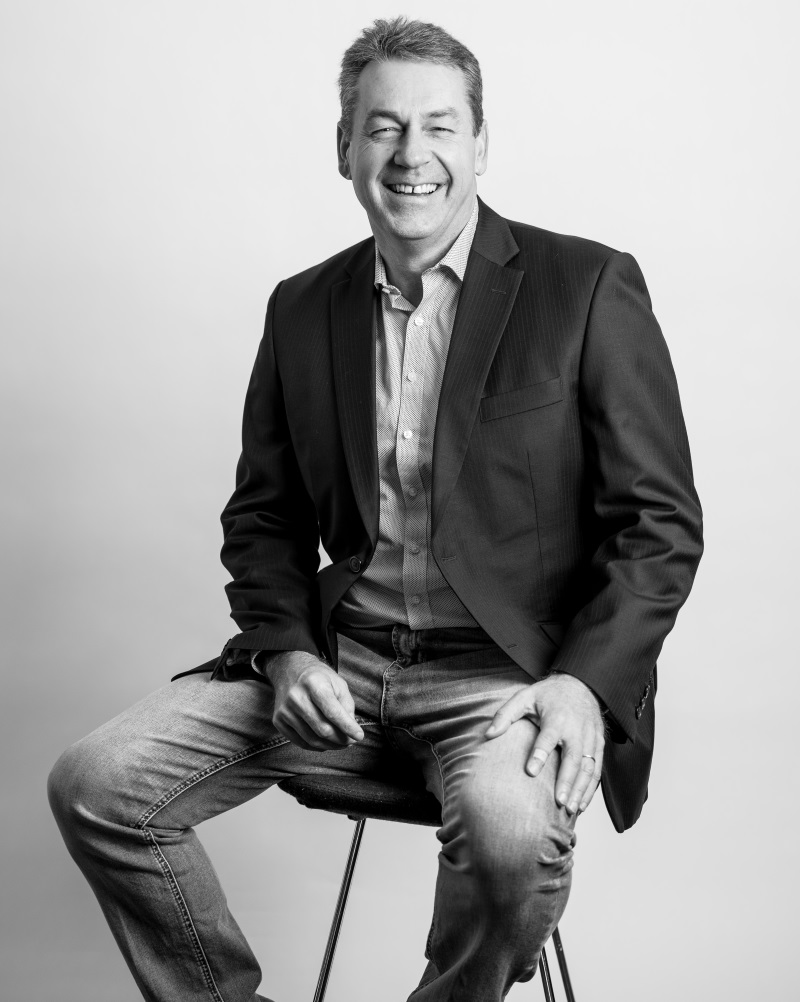 James Beckford, Co-founder and COO
