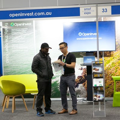 OpenInvest at the SMSF + Investor Expo
